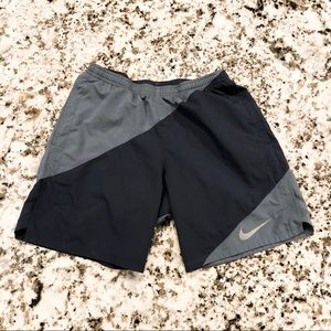 Men's Nike running shorts (size S)